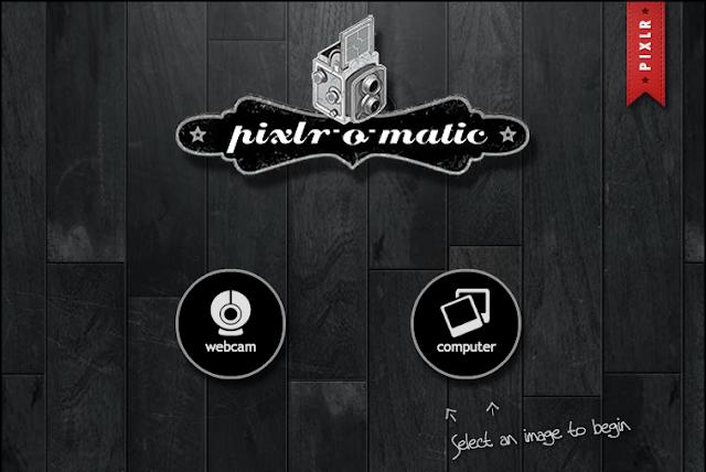 Pixlr O-Matic