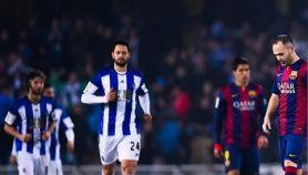 Video Gol Real Sociedad vs Barcelona 1-0