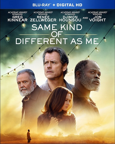 Same Kind of Different as Me (Uno tan diferente como yo) (2017) 720p y 1080p BDRip mkv Dual Audio AC3 5.1 ch