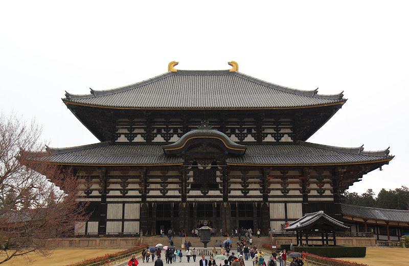 Where is FatBoy ?: Nara - Deer Park & Todaiji Temple