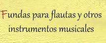 Fundas para Flautas Nativas