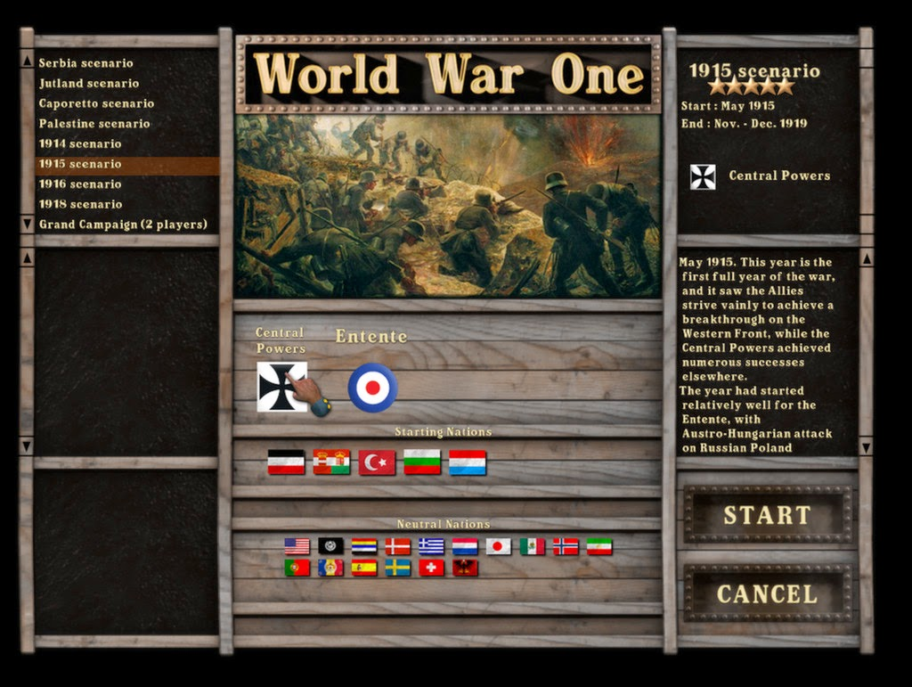 World War 1 Centennial Edition gameplay