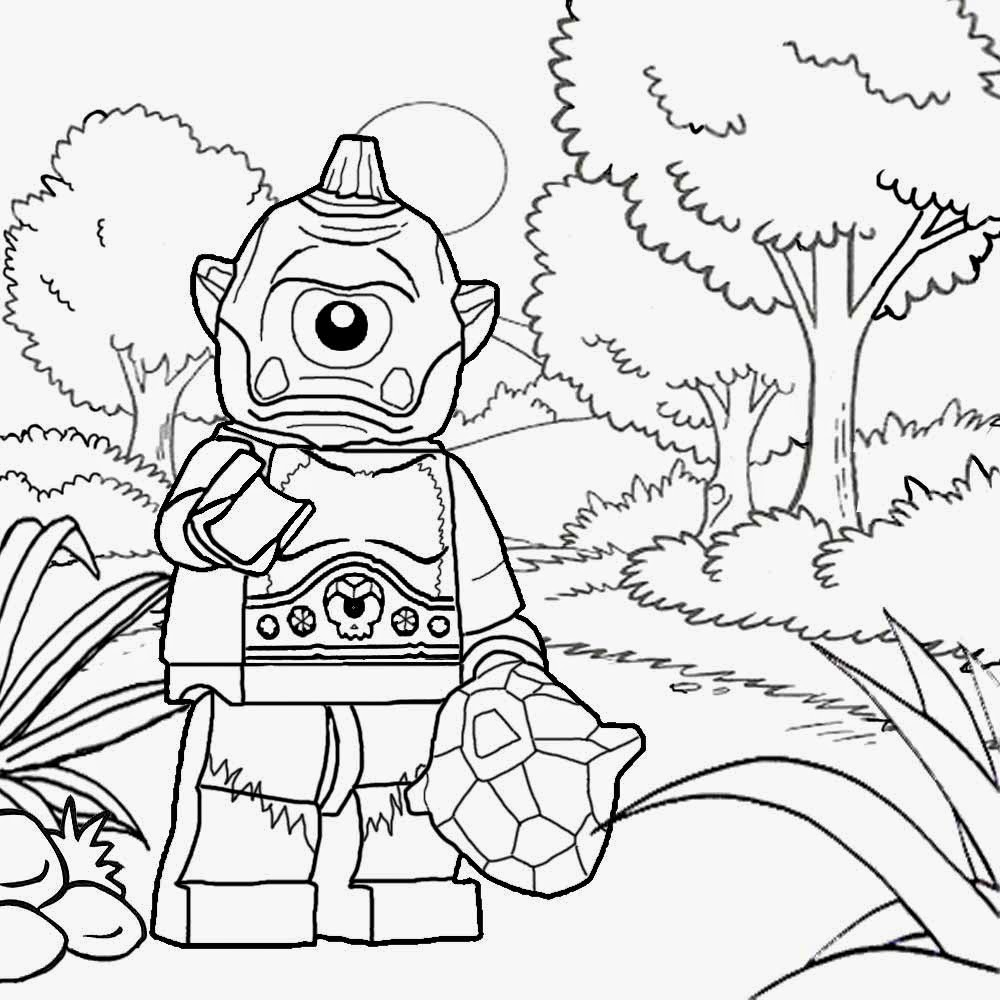 lego minifig coloring pages - photo#14