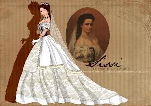 Isabel da Baviera (Elisabeth - Sissi) — Elisabeth von Österreich-Ungarn (Sisi)