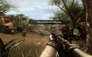 Free Download Far Cry 2 PC Games Untuk Komputer Full Version ZGASPC