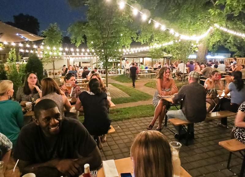 The pharmacy burger parlor and burger garden east - The pharmacy burger parlor beer garden ...