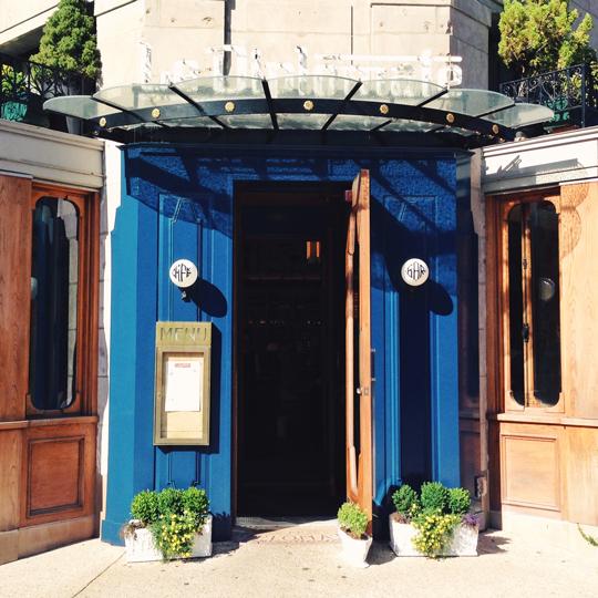 Le Diplomate restaurant in Washington, DC