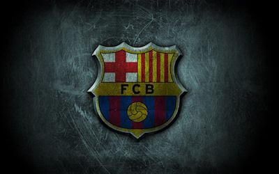 Logotipo oficial del Equipo de Fútbol Soccer Barcelona