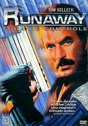 Filme Runaway Fora De Controle Dublado AVI DVDRip