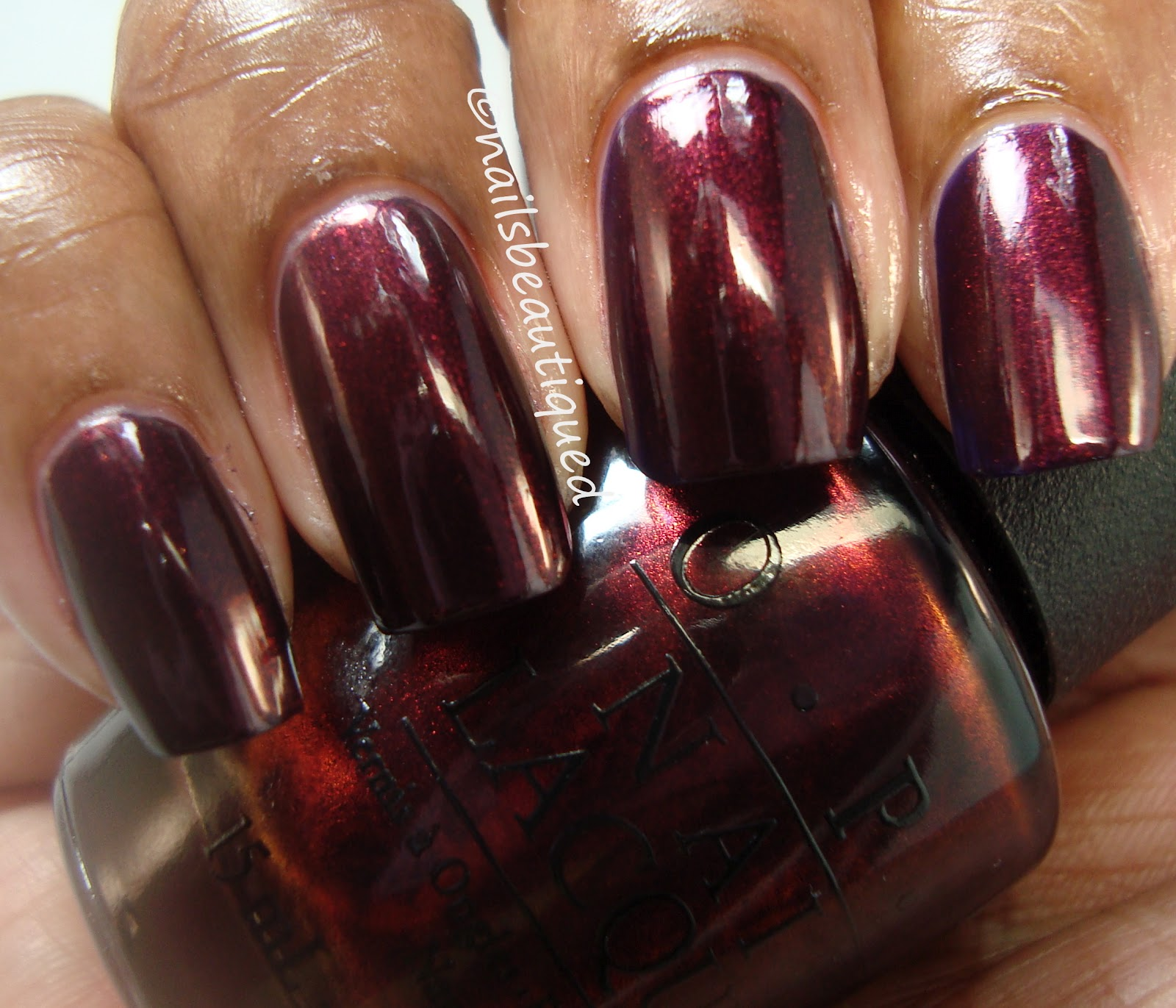 unbitten polish: OPI Germany Collection for Fall/Winter 2012 ...