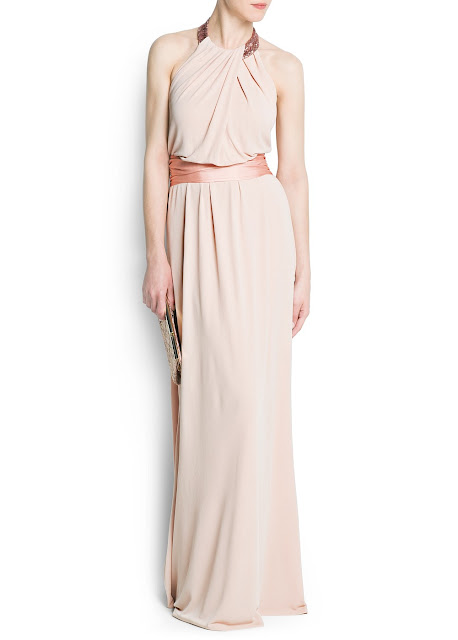 mango sheer dress