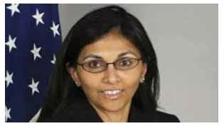 US Assistant Secretary of Biswal travel to Sri Lanka