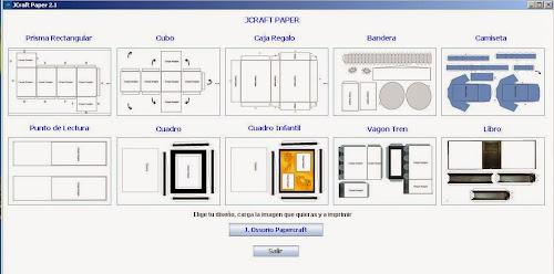 Personaliza tus Papercraft con JCRAFT