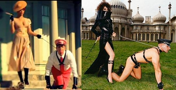 >Dossiers // Quand David LaChapelle Attaque Rihanna Pour Plagiat