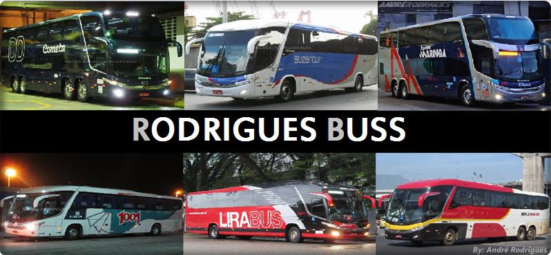 Rodrigues Buss - Fotografia de Ônibus
