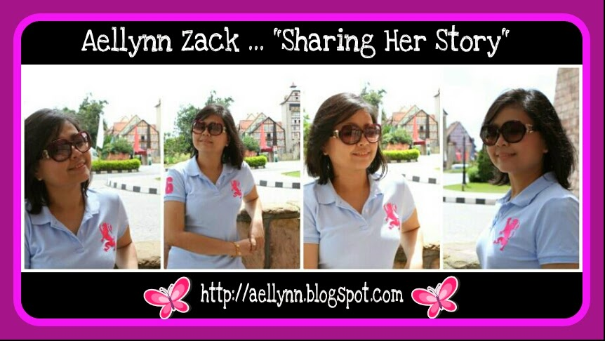 Alyn Zack...Sharing Her Story