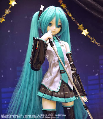 Dollfie Dream Hatsune Miku DDMiku