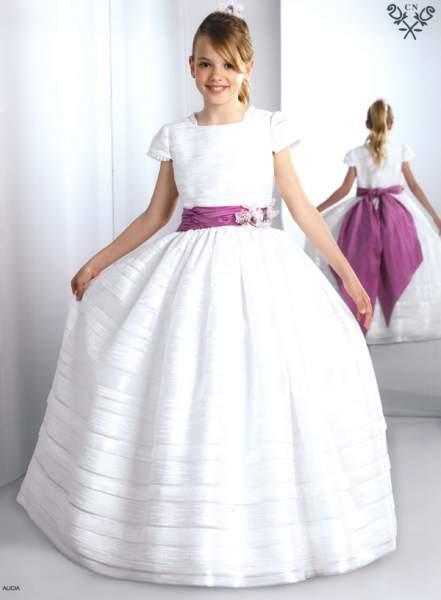 Moda y estilos vestidos para primera comuni 243 n