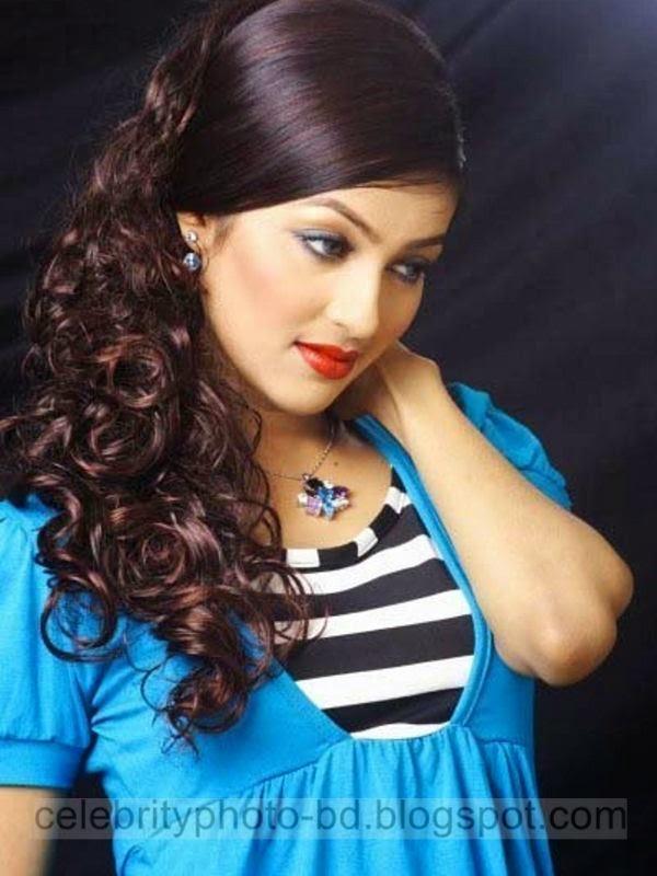 Bangladeshi model Mona lisa awesome dazzling Image photo 4