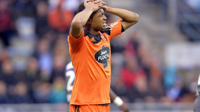 Highlights Lorient 0 – 1 Toulouse (Ligue 1)