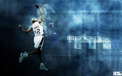 Bruce Bowen Wallpaper