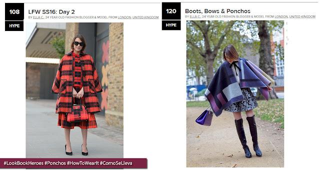 """LFW SS16l"" & ""Boots, Bows & Ponchos"" by Ella C.. \ LookBook.nu"