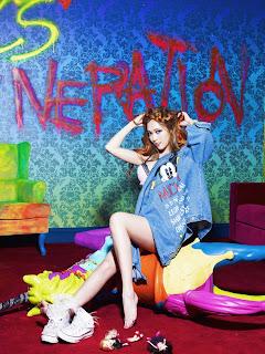SNSD Jessica I Got A Boy Naver teaser