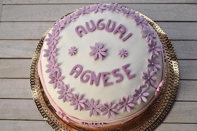 TORTA CAKE DESIGN FIORI