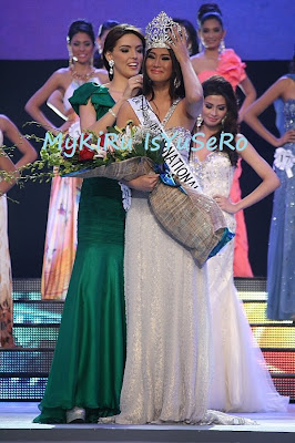 Dianne Necio Binibining Pilipinas International 2011 winner photo