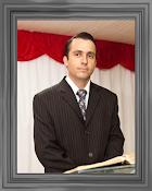 Pastor responsável na cidade de Taquari-RS