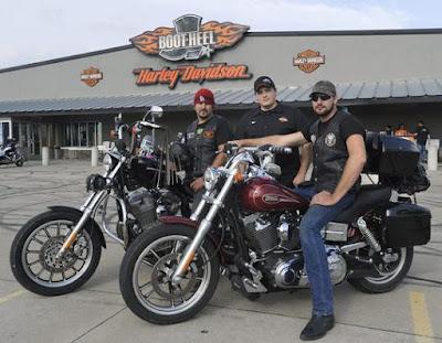 Harley Davidson Singles
