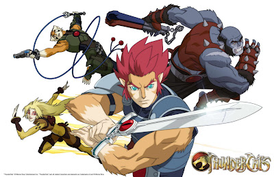 Thundercats Animated Series on Universo Retro  Thundercats 2011 Capitulo 1 Y 2 Subtitulado