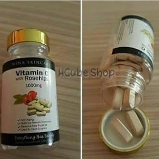 vitamin c rosehip ninaskincare