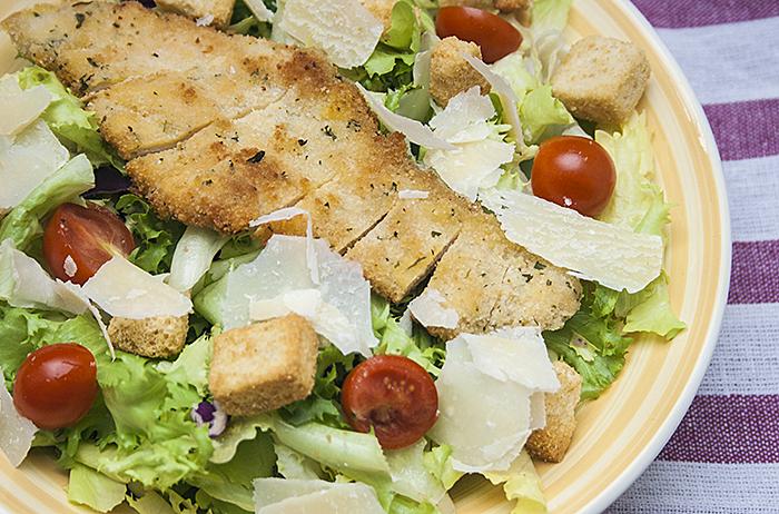 Recetas de ensaladas variadas para disfrutar de la comida sana