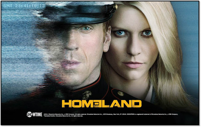 serie Homeland saison 1 Showtime, 3 Emmy Awards, Claire Danes Carrie Mthison, Damian Lewis Nicholas Brody