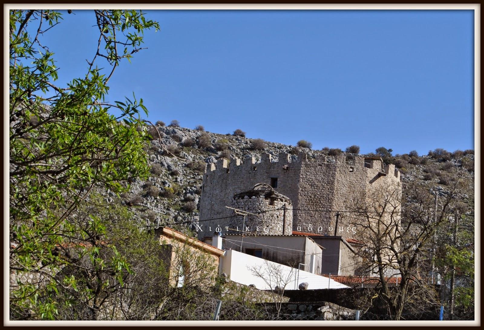 Πιτυός- Χίος