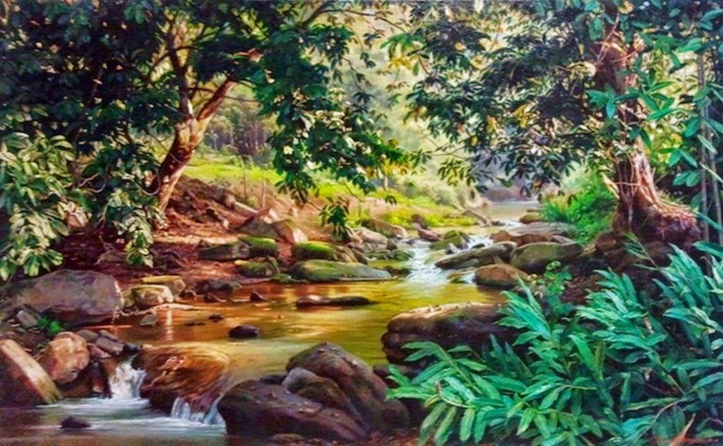 paisajes-selvaticos-de-brasil-al-oleo