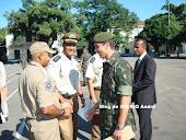 Guarda Municipal, Exército e Polícia Militar
