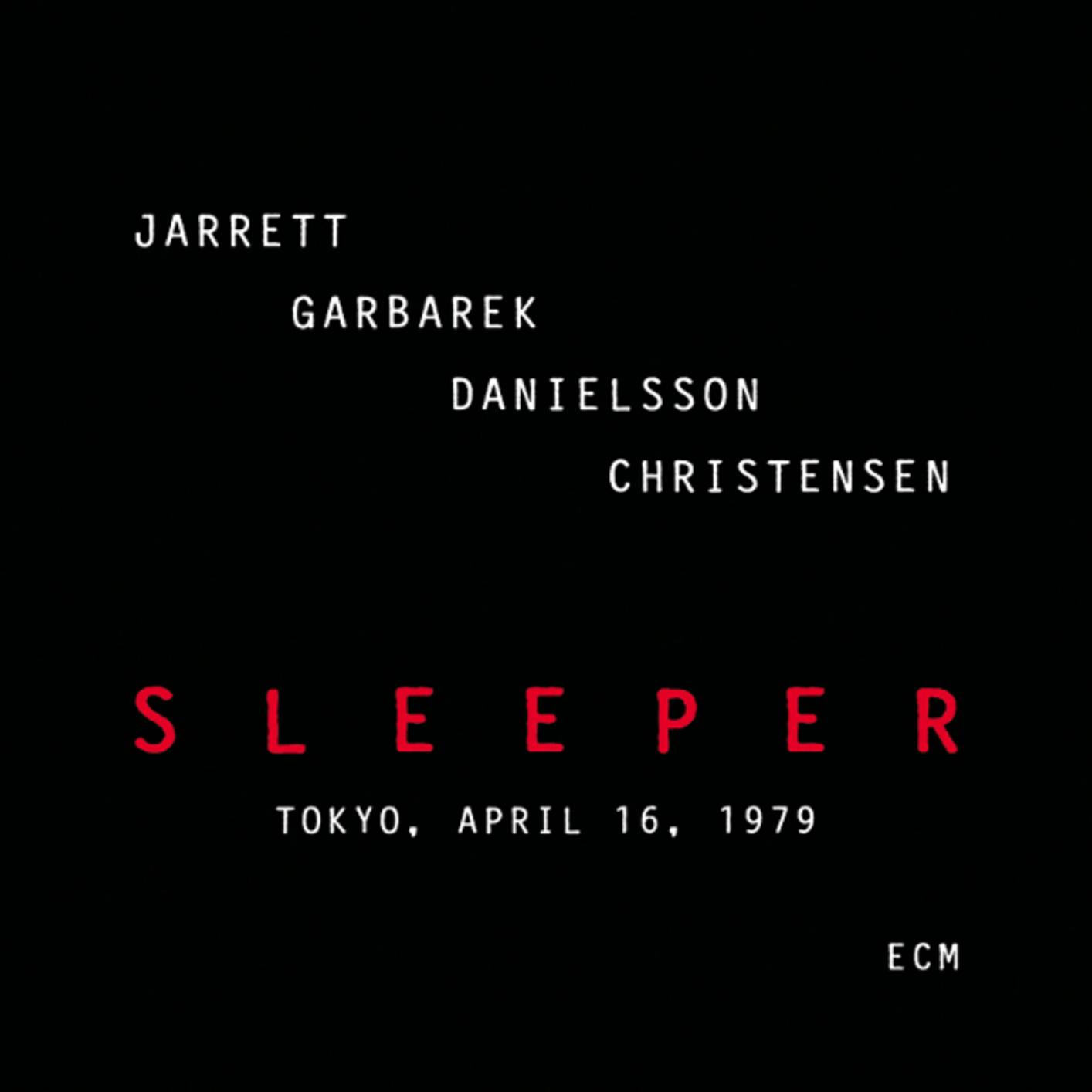 Noiself Keith Jarrett Sleeper