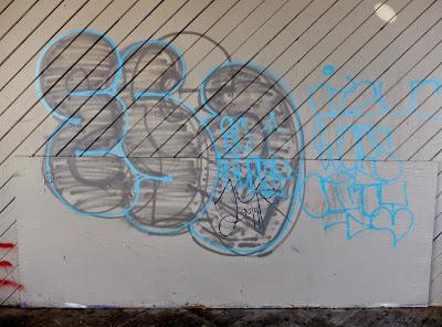 Gasworks Play Barn Graffiti