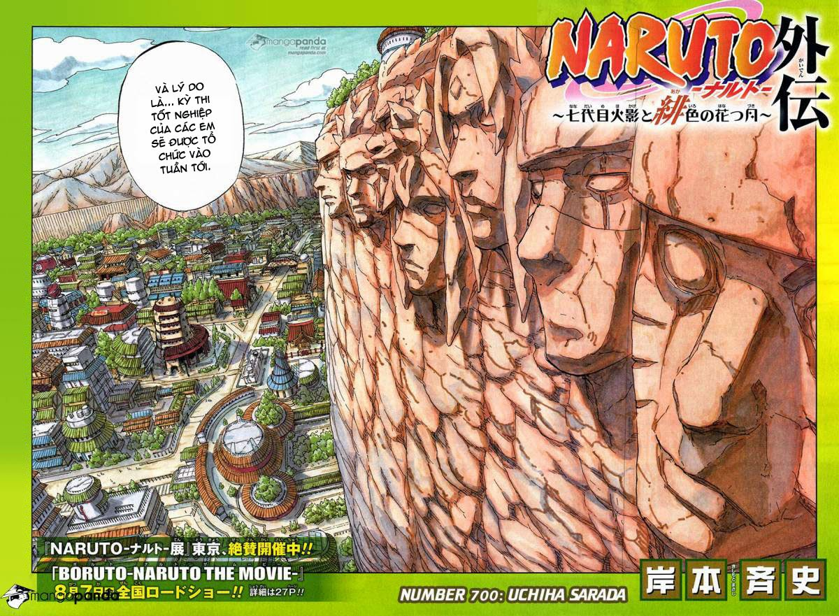 Naruto Gaiden – Hokage Đệ Thất chap 1 Trang 3