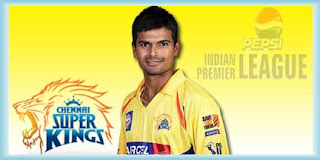 IPL Chennai Super King Players Subramaniam Badrinath Cricket Profile