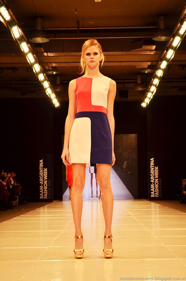 Laurencio Adot primavera verano 2014 vestidos .