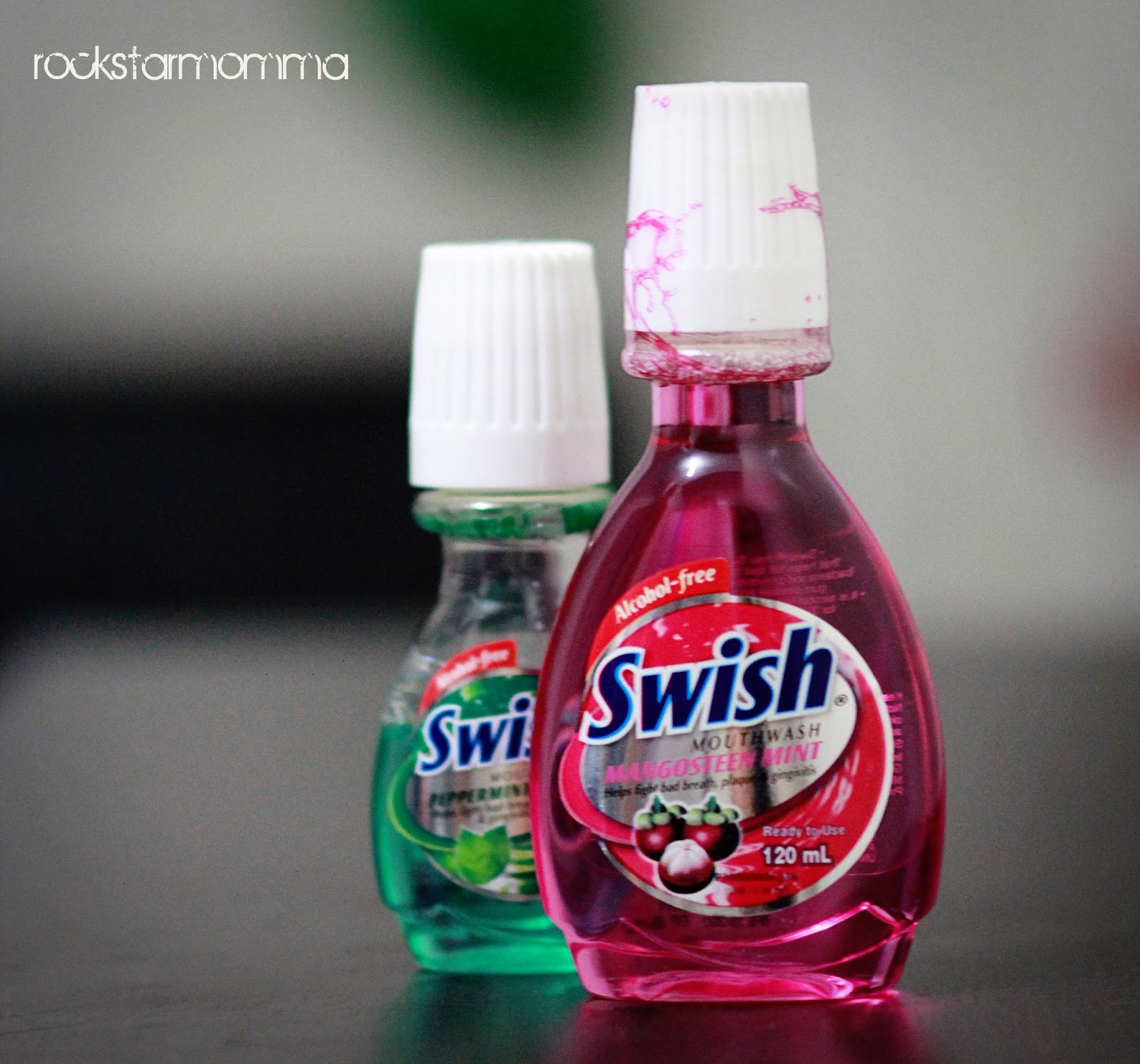 A unique mouthwash experience with swish rockstarmomma - Unusual uses for mouthwash ...