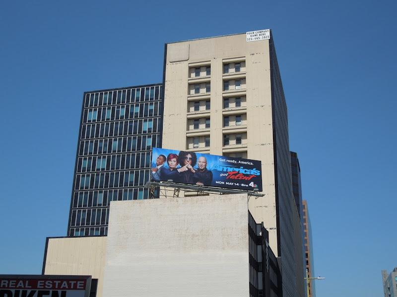 America's Got Talent season 7 billboard