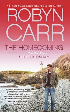 The Homecoming book cover