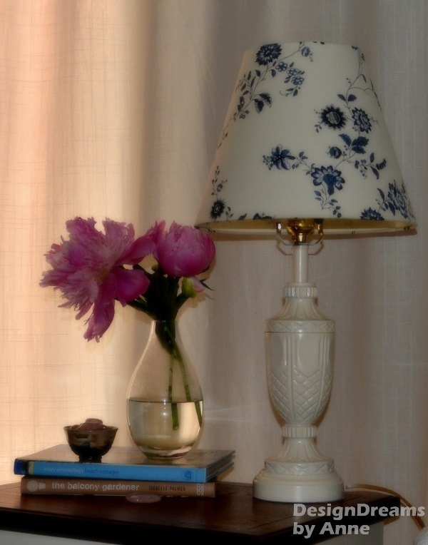 designdreams by anne the shabby chic lamp. Black Bedroom Furniture Sets. Home Design Ideas