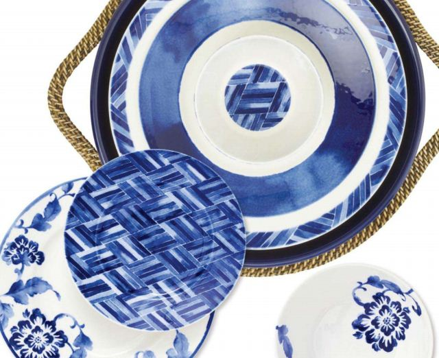 Classic blue and white Dishes