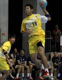 Tokuda (Japón), lider en la tabla de goleadores del mundial juvenil de handball | Mundo Handball