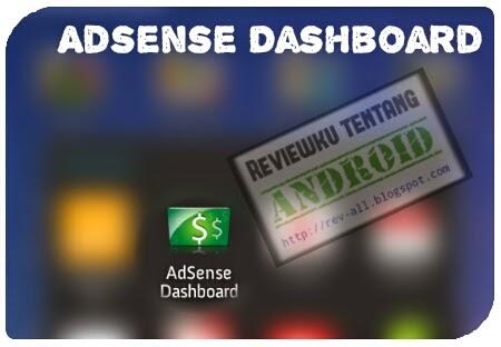Ikon aplikasi Adsense Dashboard  - aplikasi untuk melihat pendapatan adsense di android